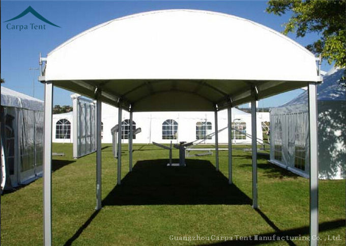 Large  Dome Shape Marquee Event Tents  20m * 50m , Clear Span Tent