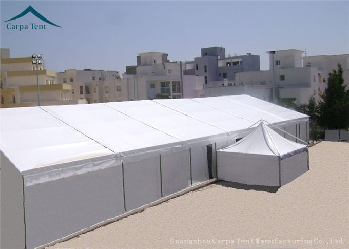 20m * 30m Beach Wedding Tents With Clear Window For 300 People