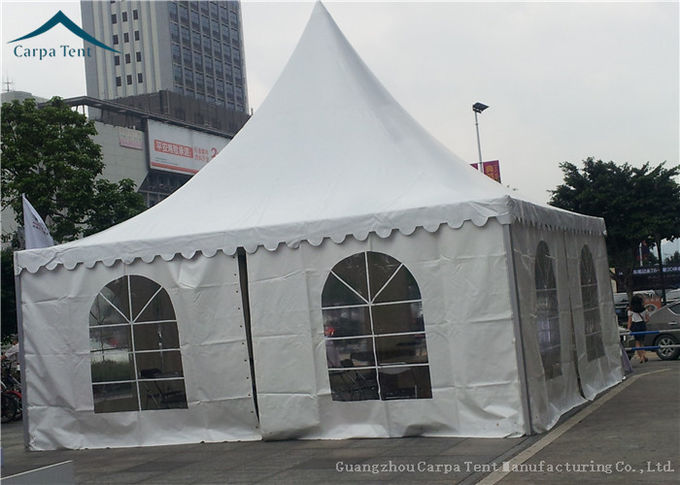 Durable Long Life Span 8mx8m Canopy Tent Durable Safe Professional