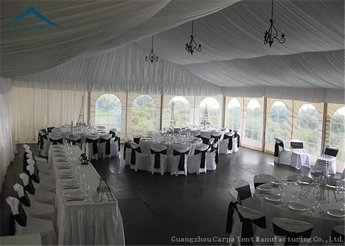 Customized Size European Style Tents With Outdoor