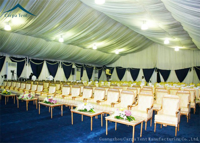 European Decoration White Wedding Tent Canopy Wedding Tent
