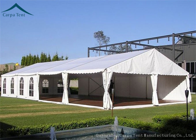 Rainproof Aluminum Outdoor Party Tents For Different Activities PVC Fabric & Aluminum Outdoor Party Tents For Different Activities PVC Fabric