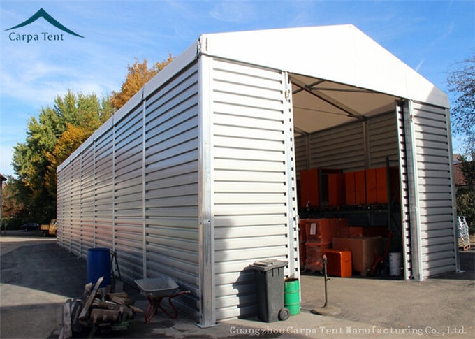 Rain Resistant 10m Width Sandwich Wall For Small Workshop Aircraft Hangar