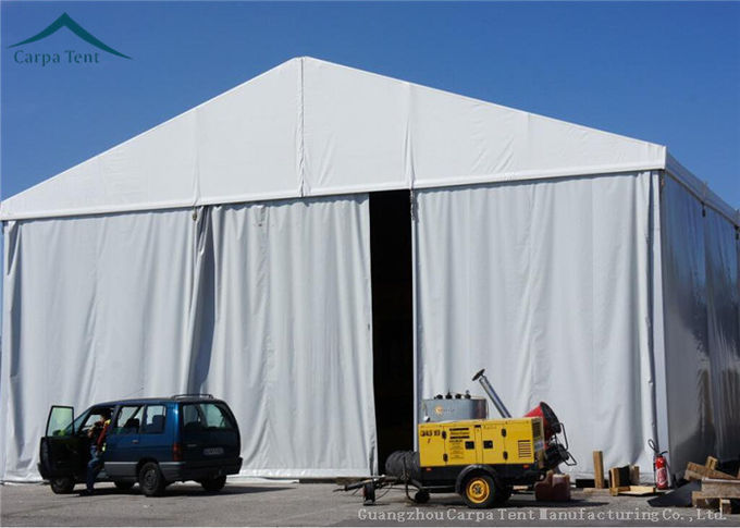 Flame Resistance Large Warehouse Tents Special Event Tents Industrial