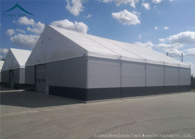 Professional 25m Width Outdoor Canopy Tent  Durable Safe Energy Efficiency
