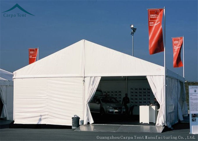 Temporary Warehouse Canopy Clear Span Tent With Fireproof PVC Fabric & Warehouse Canopy Clear Span Tent With Fireproof PVC Fabric