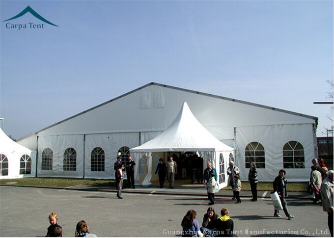 15m * 20m  European Style Design Tents For Party Reception With Decoration